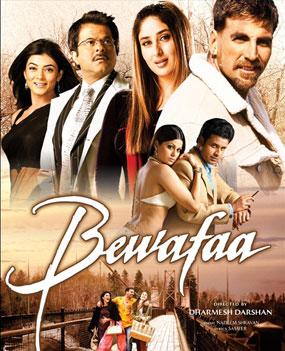 Bewafaa affiche